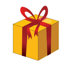 Christmas Gift Box icon
