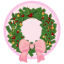 http://icons.iconarchive.com/icons/pelfusion/christmas/64/Christmas-Wreath-icon.png