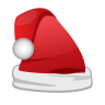 Christmas-Santa-Cap icon