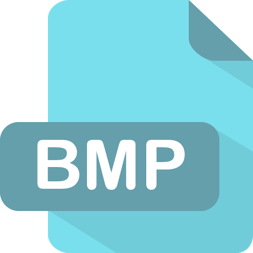 bmp icon flat file type iconset pelfusion