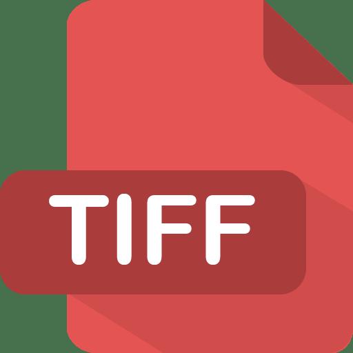 Tiff Icon | Flat File Type Iconset | PelFusion