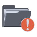 Notification-Folder icon
