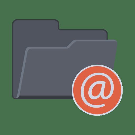 At-Folder icon