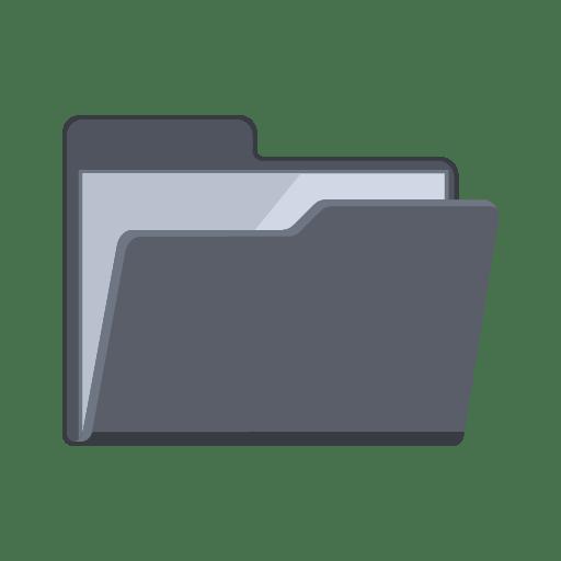 Empty-Folder icon