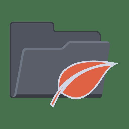 Leaf-Folder icon