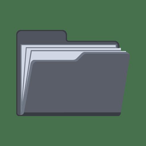 Opened-Folder icon