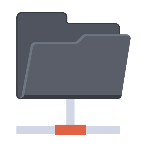 Stand-Folder icon