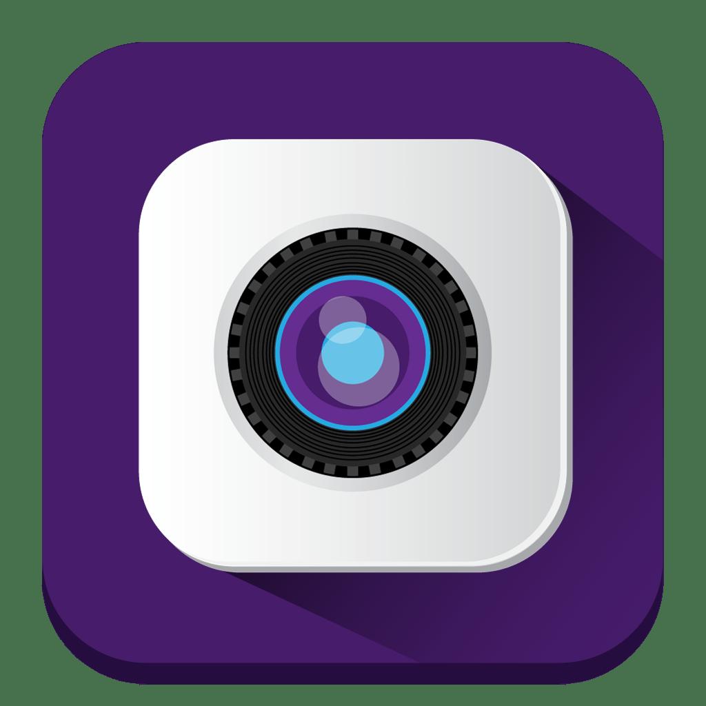 Camera 2 Icon | Long Shadow iOS7 Iconset | PelFusion