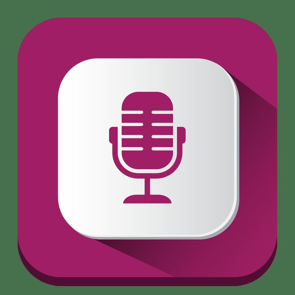 Siri Icon | Long Shadow iOS7 Iconset | PelFusion