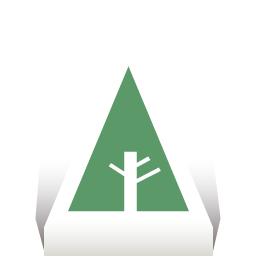 Forrst Transparent icon