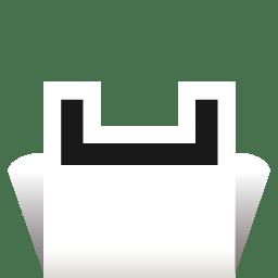 MySpace Transparent icon