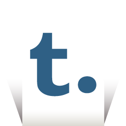 Tumblr Transparent icon