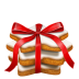 Gingerbread-stars icon