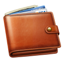 Money-wallet icon