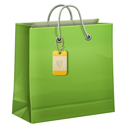 Shopping bag Icon | Free Shopping Iconset | PetalArt