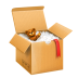 Shipping-box icon