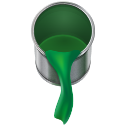 Paint Bucket Can icon