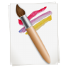 http://icons.iconarchive.com/icons/petalart/painting/96/Paintbrush-icon.png