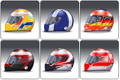 F1 2008 Icons