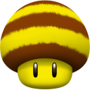 Mushroom Bee icon