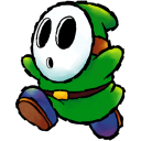 Shyguy Green icon