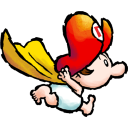 Super Baby Mario icon