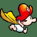 Super Baby Mario icon