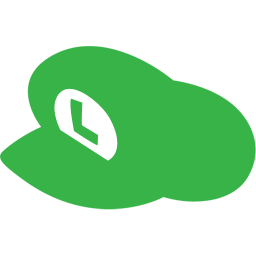 Hat Luigi icon