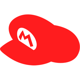 Hat Mario icon