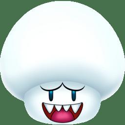 Mushroom Boo icon