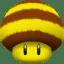 Mushroom Bee icon