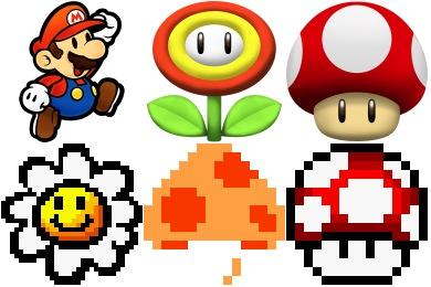 Super Mario Iconset (64 icons) | Sandro Pereira