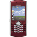 BlackBerry-Pearl-red icon