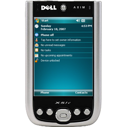 Dell Axim X51v icon
