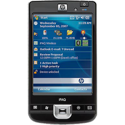 http://icons.iconarchive.com/icons/pierocksmysocks/mobile-device/256/HP-Ipaq-211-icon.png