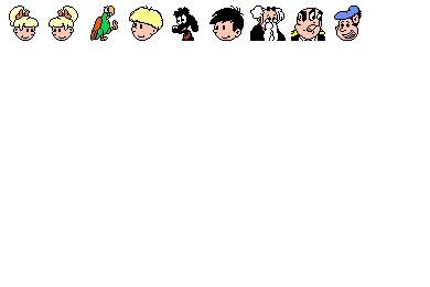 Jommeke Icons