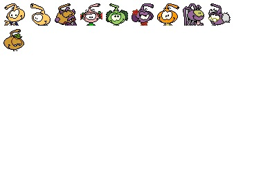 Snorks Icons