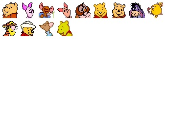Winnie Icons