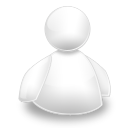 budy msn blanc icon