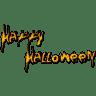 Happy-halloween icon
