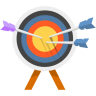 Arrow-Bulls-Eye icon