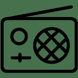 09 Radio icon