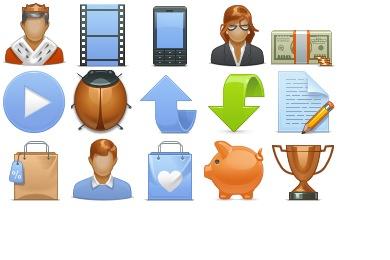 Basic 2 Icons