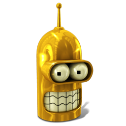 Bender Glorious Golden icon
