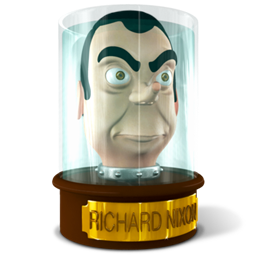 Richard Nixon icon