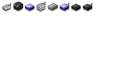 Peripherals Icons