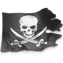 Flag Jolly Roger icon