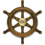 Steering-Wheel-Ship icon