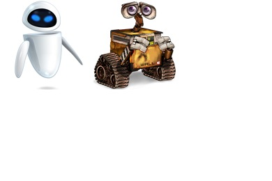 Wall-E Icons