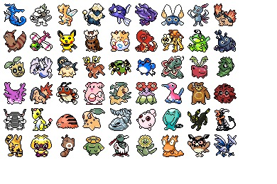 Pokemon 2 Icons
